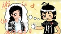 Cute Cartoons  :)  - michael-jackson photo