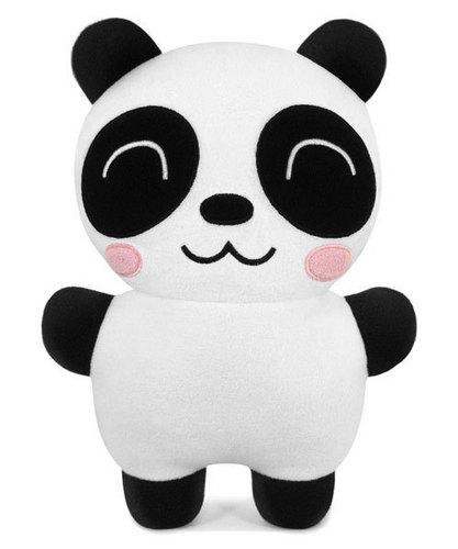 Pandas wallpaper entitled Cute Panda plush toy