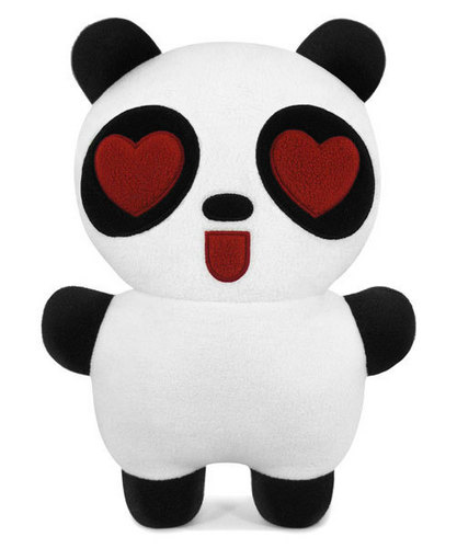 Pandas wallpaper titled Cute Panda plush toy