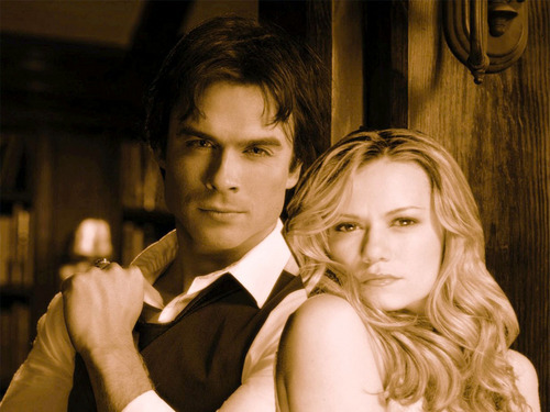 Damon/Haley