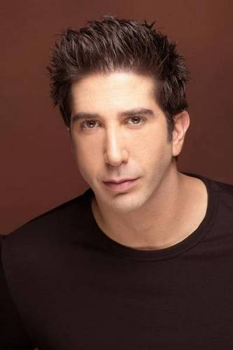 David Schwimmer -Ross Geller-