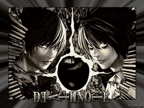 death note wallpaper with a alat pemenggal kepala, guillotine called Death Note