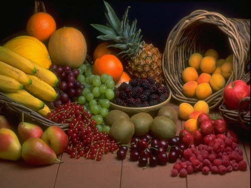 Delicious pretty fruit - fruit Photo