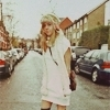 Diana Vickers photo possibly with a street titled Diana V.