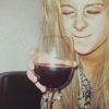 Diana Vickers photo possibly with red wine and a cabernet titled Diana V.