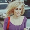 Diana Vickers photo containing a portrait called Diana V.