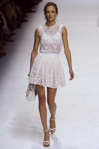 Dolce & Gabbana Spring 2011 RTW