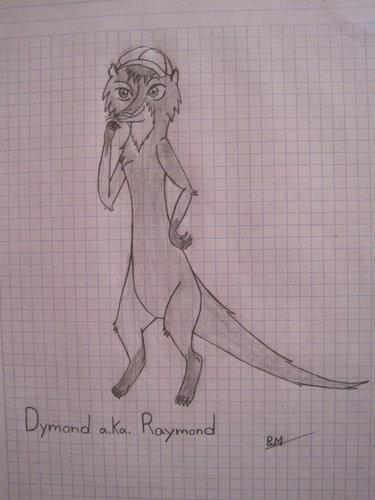 Dymond aka Raymond