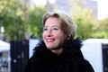 Emma Thompson in yungib Haag (October the 16th)