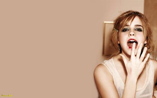 Emma Watson achtergrond titled Emma Watson Daring Belle!