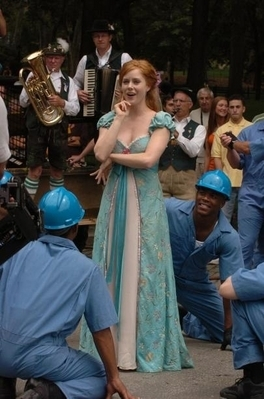 Riselle(Robert/Giselle) Come d'incanto wallpaper entitled Enchanted(Amy Adams)