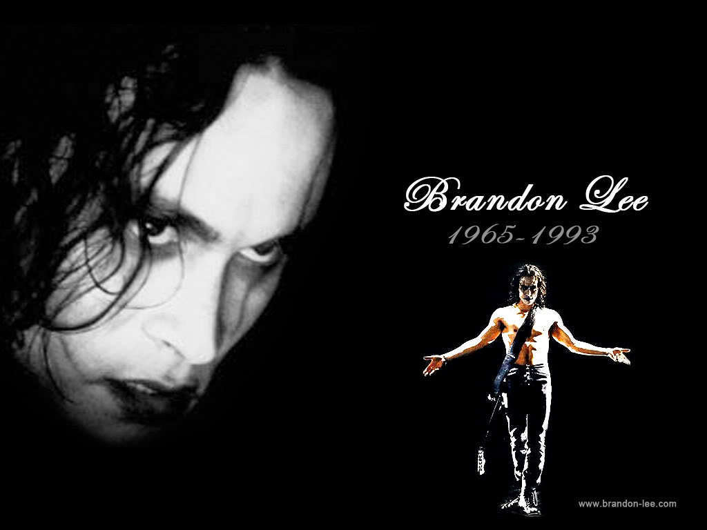 Brandon Lee images Eric Draven HD wallpaper and background ...