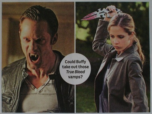 Eric vs. Buffy