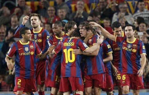 FC Barcelona 2-1 Valencia