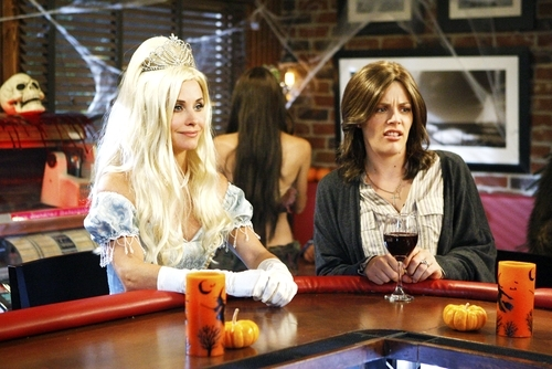 Cougar Town images Halloween wallpaper and background photos