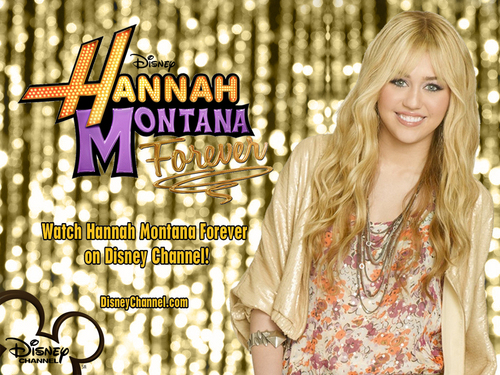 Hannah Montana season 4'ever EXCLUSIVE वॉलपेपर्स as a part of 100 days of hannah द्वारा dj!!!