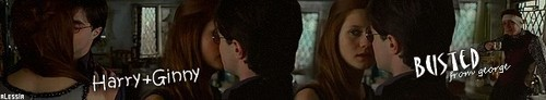 Harry/Ginny