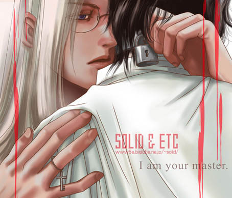 Hellsing fan Art Set 2