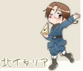Hetalia Italy - hetalia-axis-powers fan art