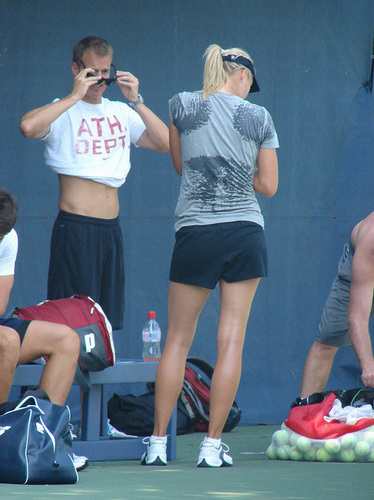 Hmm,sexy Maria Sharapova !! - maria-sharapova Photo