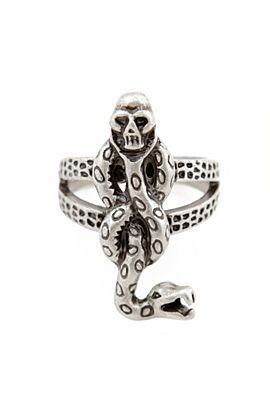 Hot Topic Death Eater ring