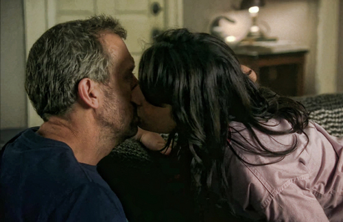 House & Cuddy, Amore is in the air
