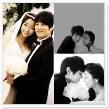 Hwayobi & Hwanhee wedding picture