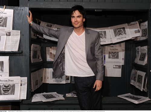Ian Somerhalder / 2010 Scream Awards (HD)