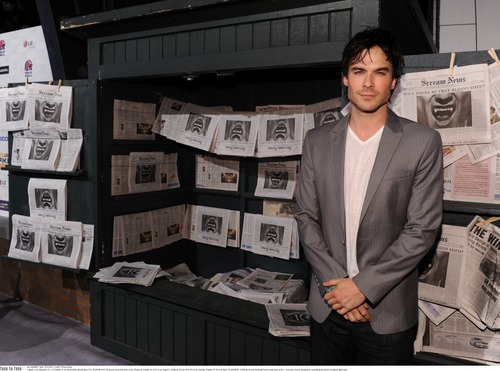 Ian Somerhalder / 2010 Scream Awards (HD) - the-vampire-diaries-actors Photo