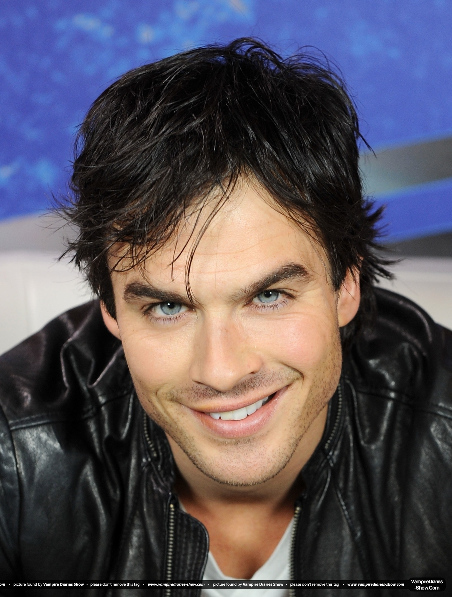 The Vampire Diaries Actors Ian Somerhalder