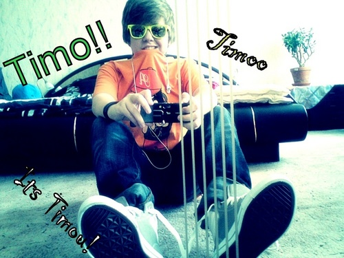 JB Look alike (its Timo)