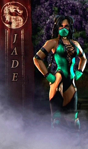 Mortal Kombat Images Jade Wallpaper And Background Photos 16390857