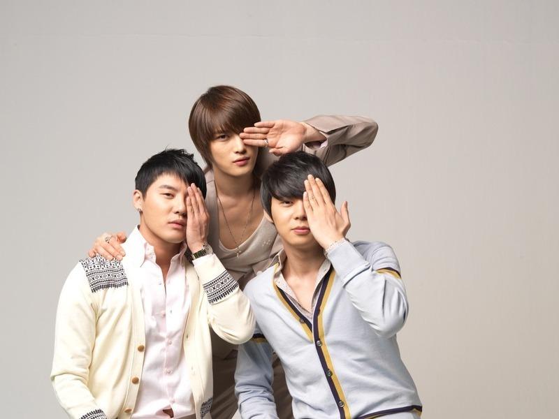 Jaejoong/Yoochun/Junsu