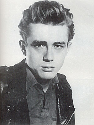 James Dean wallpaper with a green beret, battle dress, and fatigues called James Dean