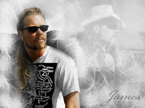 metallica fondo de pantalla with sunglasses called James Hetfield