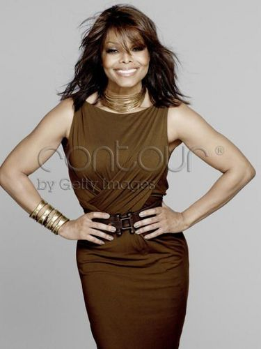 Janet Jackson wallpaper probably containing a portrait titled Janet Jackson