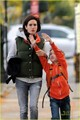 Jennifer Connelly's Mini Bodyguard: Son Stellan! - jennifer-connelly photo