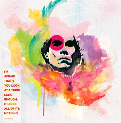 Jeroen van Eerden's Andy Warhol Experiment