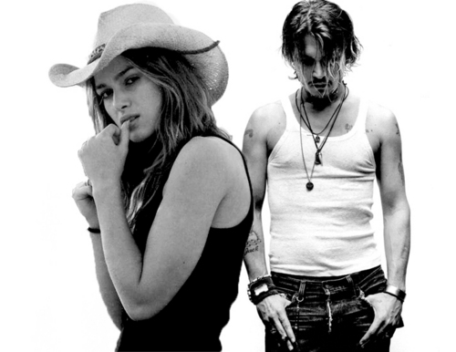 Keira and Johnny