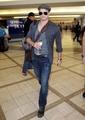 Kellan, Ashley and Nikki - leaving LA - twilight-series photo