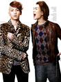 Key & Onew For GQ Magazine