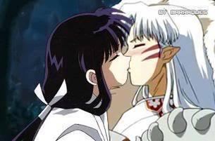 Kikyo and Sesshomaru