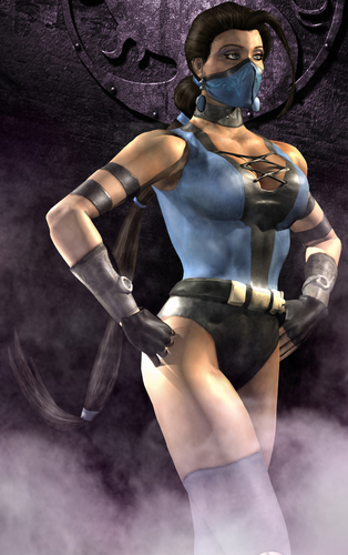 Mortal Kombat wallpaper entitled Kitana
