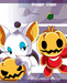 Knuckles-Chao and Rouge-Chao - knuckles-the-echidna icon