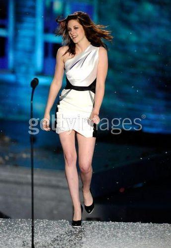 Kristen Stewart at the Scream Awards