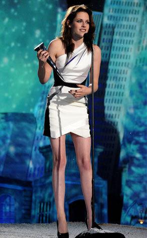 Kristen at the Scream Awards