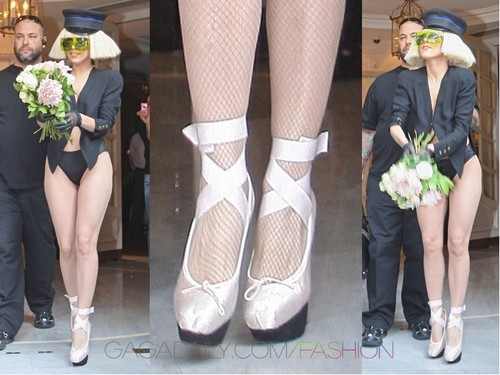 Lady Gaga wallpaper called LADY GAGA SHOES