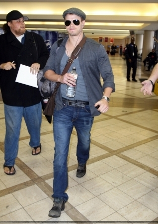 LAX Airport - 17 October 2010
