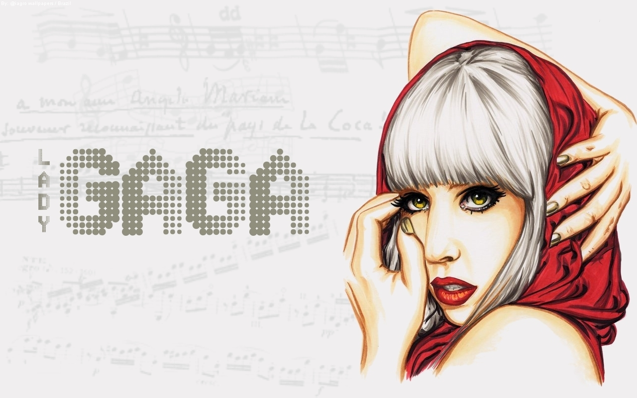 Lady Gaga Lady gaga wallpaper by @iagro wallpapers