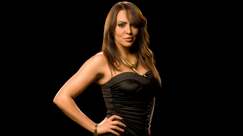 wwe layla fondo de pantalla probably with a bustier, bustier traducción called LayLa